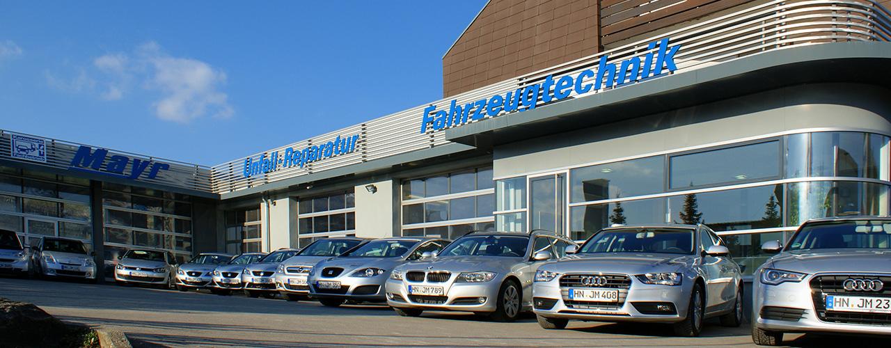 Unfall-Service Mayr GmbH in Lauffen am Neckar
